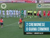risultato lega pro girone a calcio-www-ilovegiana-it-cremonese-giana-erminio-2-0