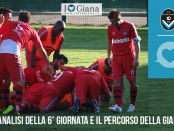 www.ilovegiana.it analisi-6-giornata-e-il-percorso-della-giana