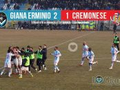 Giana Erminio - Cremonese 2-1