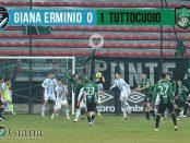 Editoriale 25 giornata lega pro Giana Tuttocuoio 0-1