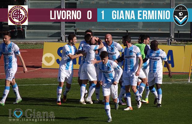 Editoriale 26 giornata lega pro Pistoiese Giana 0-2