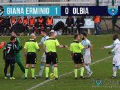 Editoriale 27 giornata lega pro Giana Olbia 1-0