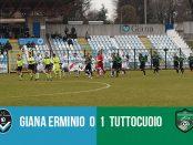 Risultato www.ilovegiana.it 25 Giana Tuttocuoio 0-1