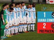 Risultati 36 giornata lega pro Giana Erminio Pro Piacenza 1-2