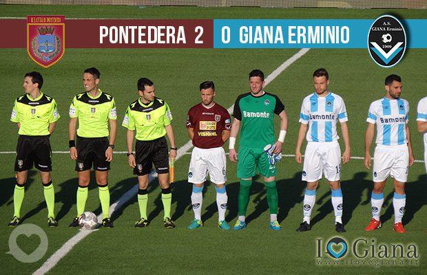 editoriale 35 Pontedera Giana Erminio 2-0