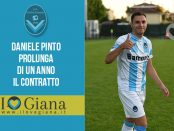 Daniele Pinto Giana Erminio Rinnovo contratto