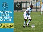 Gullit Okyere Giana Erminio Rinnovo contratto