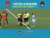 3 giornata serie c girone a Pagelle Pontedera Giana 1-1