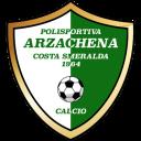 Arzachena polisportiva logo ufficiale