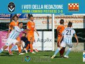 8 giornata Pagelle Giana Erminio Pistoiese 3-0