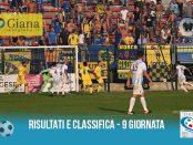9 giornata Ris e Class Giana Carrarese 2-2