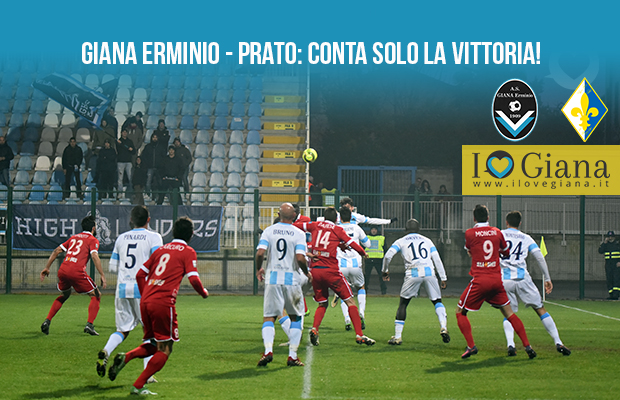 Giana Erminio Prato serie c girone a