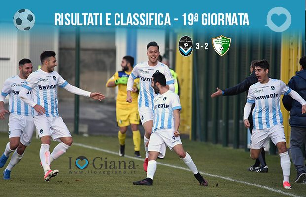 19 giornata Ris e Class Giana Arzachena 3-2