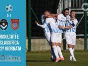 22 giornata Ris e Class Giana Pontedera 3-1