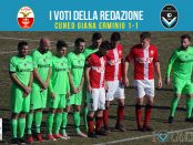 23 giornata Pagelle Cuneo Giana Erminio 1-1