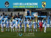 24 giornata Pagelle Giana Viterbese 0-0