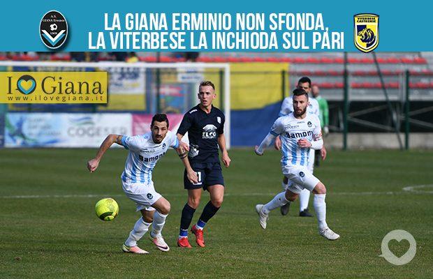 Giana Erminio Viterbese 0-0