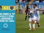 serie c girone a 37ª giornata Giana Erminio Gavorrano 4-3