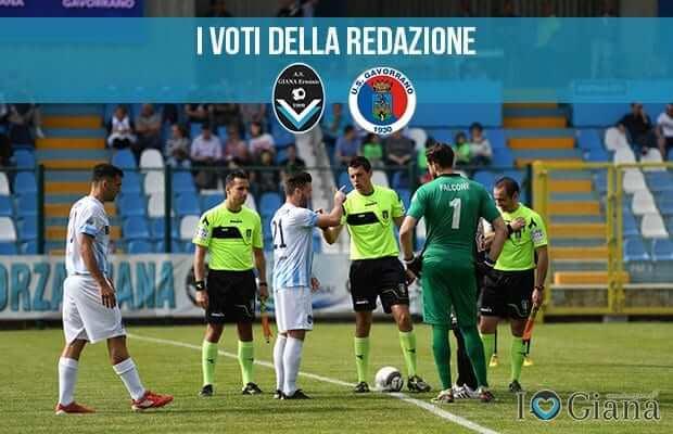 serie c girone a 37 giornata Pagelle Giana Gavorrano 4-3