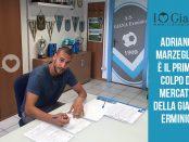 Adriano Marzeglia è il primo colpo di mercato della Giana Erminio
