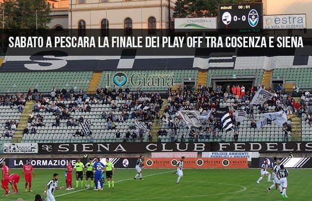 Cosenza Robur Siena Finale Play off Serie C