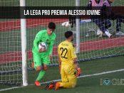 La Lega Pro premia Alessio Iovine