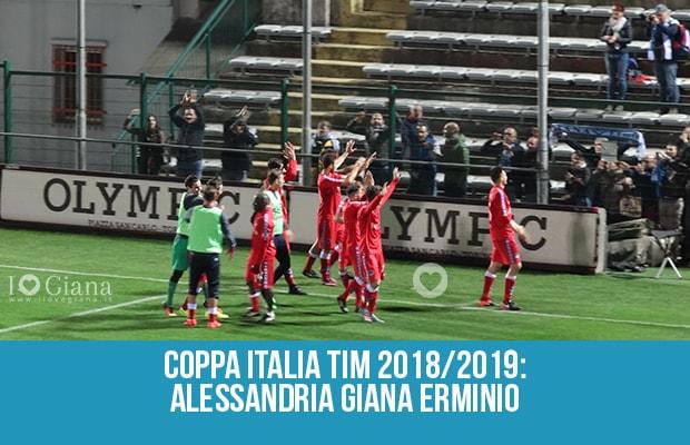 Coppa Italia Alessandria Giana Erminio