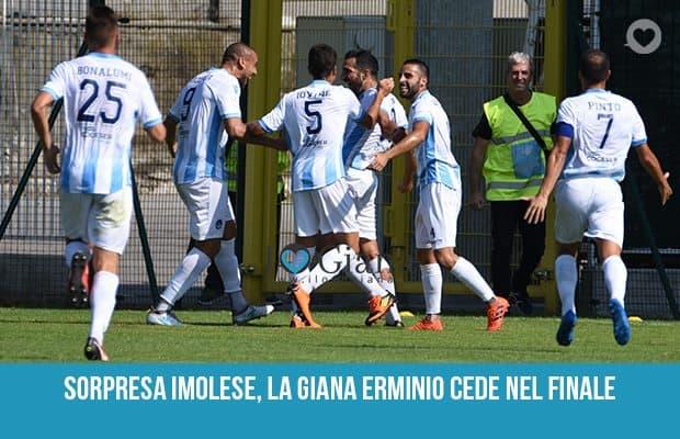 Giana Imolese 1-2