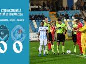 9 Giana Erminio Albinoleffe 0-0 serie C girone B