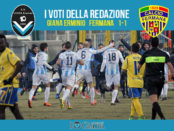 22 giornata Pagelle Giana Fermana 1-1