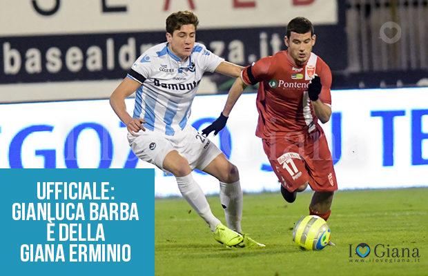 Gianluca Barba Giana Erminio