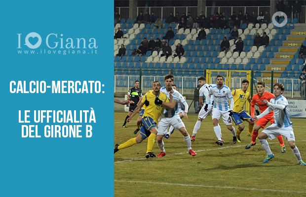 calcio mercato le ufficialità del girone b di serie c
