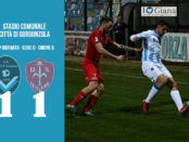 Giana Erminio Triestina 1-1 serie C girone B