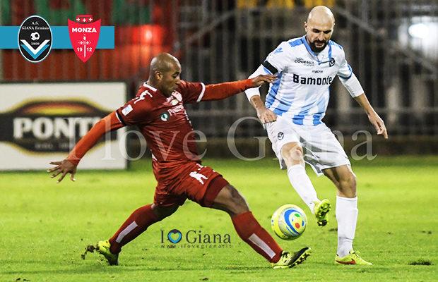 Monza Giana Erminio 3-0 serie C girone B