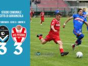 Giana Erminio Vis Pesaro 3-3 serie C girone B
