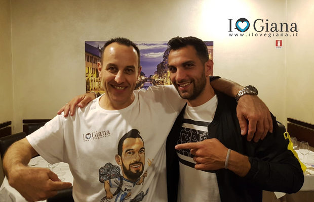 Fabio Perna e Roberto Erba