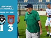 Giana Erminio Pontedera 1-3 serie C girone A