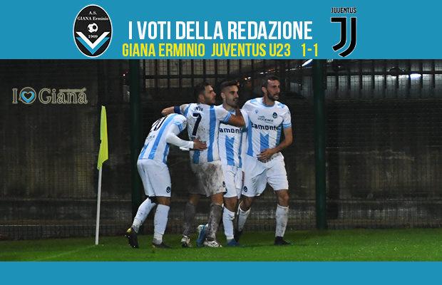 Giana JUVENTUS u23 1-1 serie c