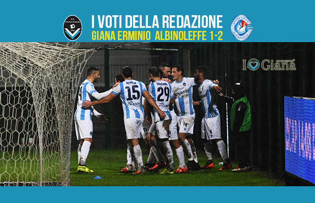 17 Giana Albinoleffe 1-2
