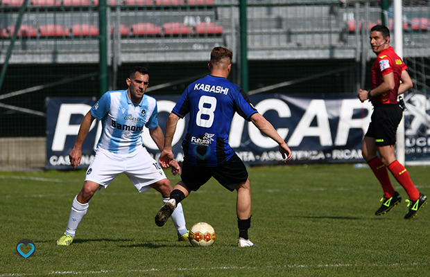 Perna e Kabashi Giana Renate 2-1
