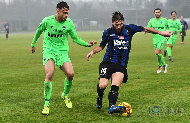 Bonalumi Galluppini Renate Giana Erminio 4-0 serie C girone A