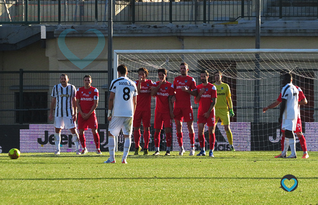 Filippo Ranocchia Juve U23 Giana 3-2