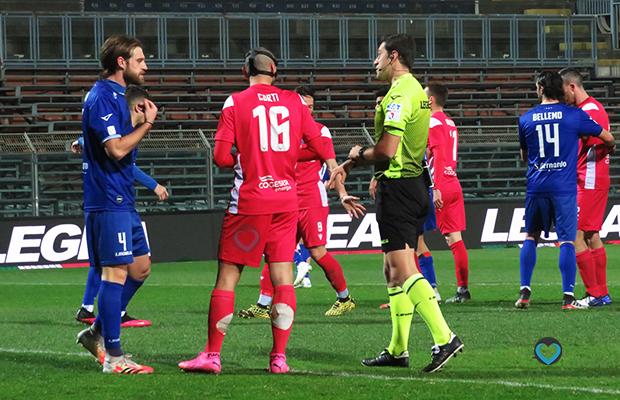 Alessandro Corti Como Giana Erminio 2-1