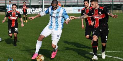 Alessandro Corti Giana Pro Vercelli 1-2