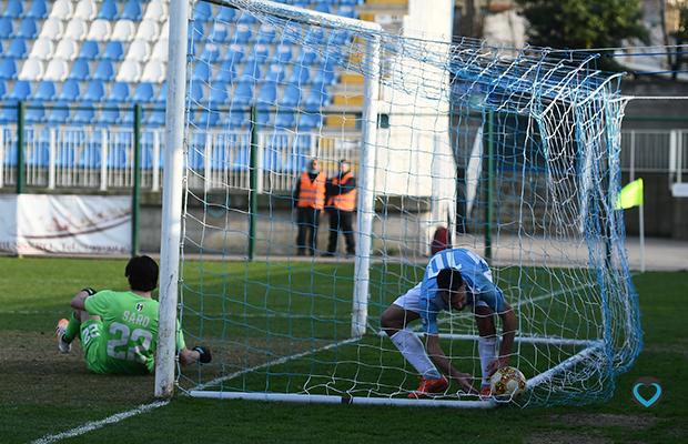 Fabio Perna Giana Erminio Pro Vercelli 1-2