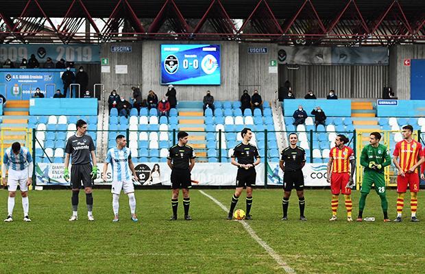 Giana Albinoleffe 0-1