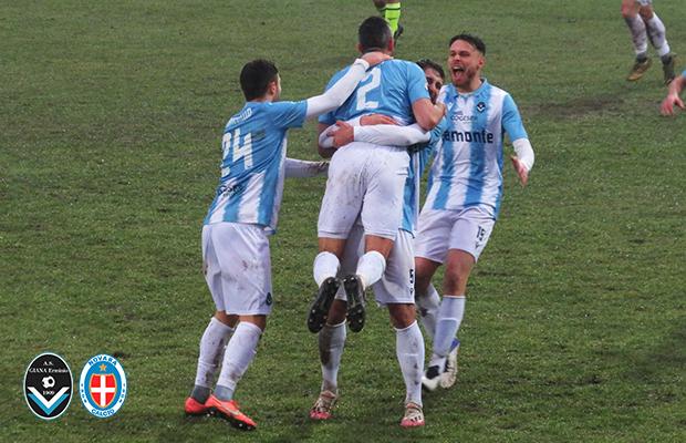 Simone Perico Giana Erminio Novara 2-2