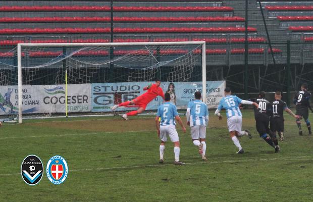Giana Novara 2-2