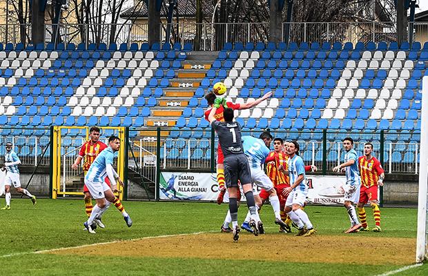 Paolo Acerbis Giana Albinoleffe 0-1