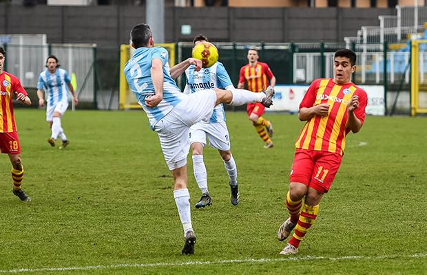 Simone Perico Giana Albinoleffe 0-1